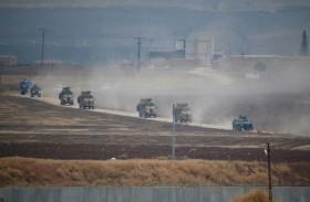 تركيا تستأنف الدوريات المشتركة مع روسيا