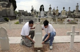 اكتشاف 150 قبراً من القرن الثالث