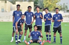 20 لاعباً في قائمة منتخبنا للشباب مواليد 2003 لمعسكر دبي