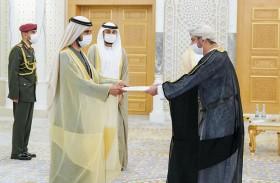 محمد بن راشد: الامارات تمد يدها بالخير والسلام والاحترام لكل شعوب دول العالم