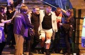 وزيرة بريطانية: منفذ الهجوم عاد مؤخرا من ليبيا ولم يتصرف بمفرده على الأرجح