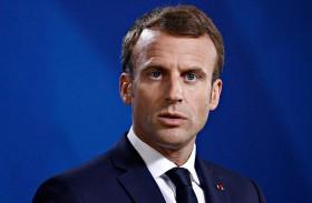 ماكرون: فرنسا تقف إلى جانب إيطاليا