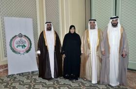 وفد الشعبة البرلمانية الإماراتية يشارك في الجلسة الرابعة للبرلمان العربي ويختتم اجتماعاته بالقاهرة