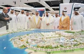 سلطان القاسمي يشهد انطلاق الدورة الرابعة لمنتدى الشارقة للاستثمار الأجنبي المباشر