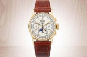 ساعة نادرة للملك فاروق بـ800 ألف دولار
