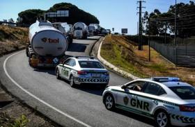 البرتغال تأمر سائقي صهاريج الوقود بالعودة إلى العمل