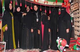نادي تراث الإمارات يواصل تألقه في أيام الشارقة التراثية