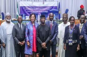 اجتماع للكومونولث ضد الفساد في نيجيريا