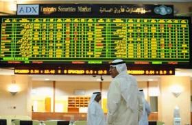 الأسهم الإماراتية تبدأ تعاملاتها  الأسبوعية على مكاسب بـ 12.5 مليار درهم