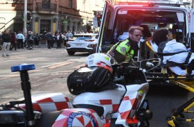 رجل يطعن امرأة  حتى الموت في استراليا