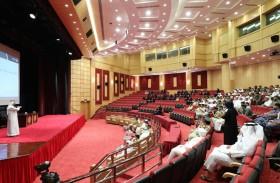 شرطة دبي تنظم محاضرة توعوية حول السلامة المهنية