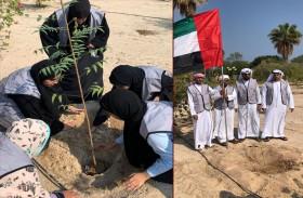 فريق غاية التطوعي يطلق مبادرة « شجرة الشهيد»  في حديقة السلع