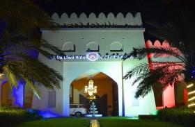 فندق تلال ليوا يحتفي بالعيد الوطني الفرنسي