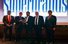 مستشفى رأس الخيمة يفوز بجائزة «سوبر براندز» للمرة الخامسة