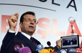 مرشح المعارضة لبلدية  اسطنبول يغيّر المشهد السياسي