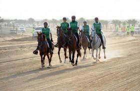 مهرجان سلطان بن زايد الثاني عشر الدولي لركوب القدرة والتحمل ينطلق اليوم