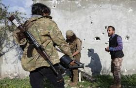 قوات شعبية موالية لدمشق تدخل عفرين خلال ساعات