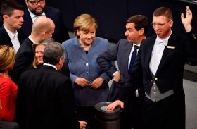 «الاشتراكي الديموقراطي» يرفض حكومة ائتلافية مع ميركل
