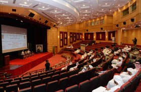 شرطة دبي تنظم محاضرة توعوية عن الترابط الأسري