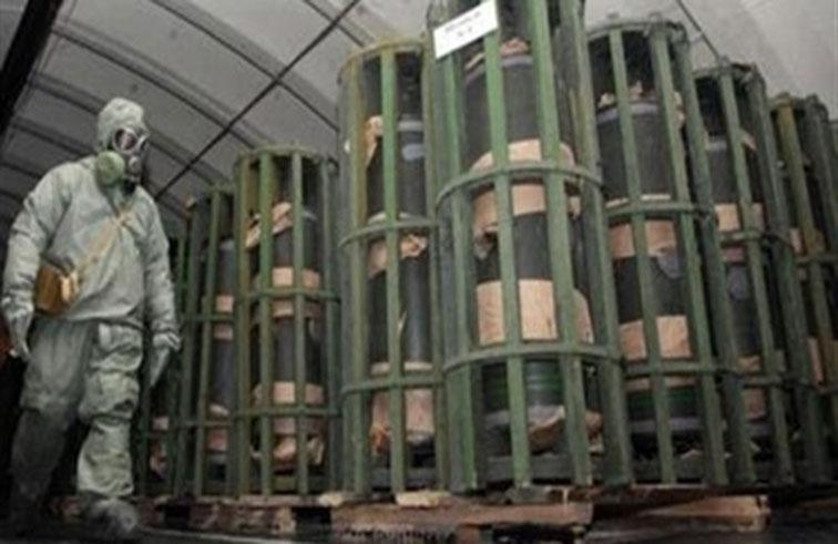 مشاكل أمنية ولوجستية تؤخر تدمير الكيميائي السوري
