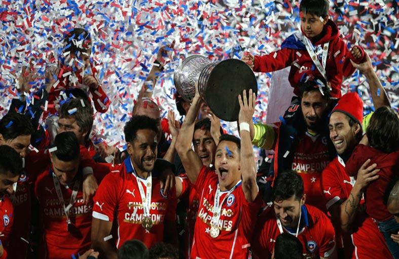 تشيلي تفوز بكوبا أميركا لأول مرة في تاريخها