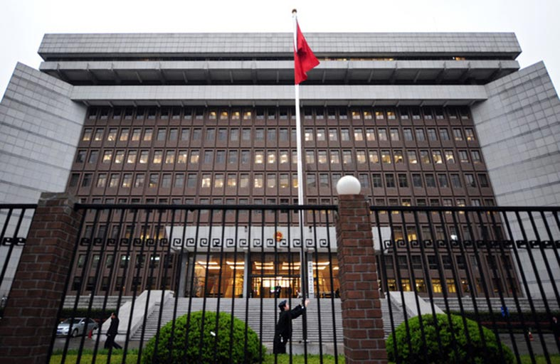 تزايد عدد المحاكمات السياسية في الصين