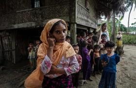 أقلية الروهينغا تحت نار الفقر والعنف