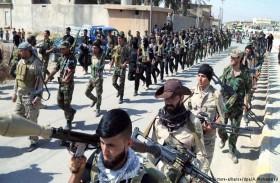 اتفاق عراقي إيراني على زيادة التعاون العسكري