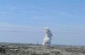 الطيران السوري يقصف بلدات بالجنوب
