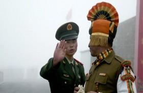 مواجهات بين القوات الهندية والصينية في الهيملايا