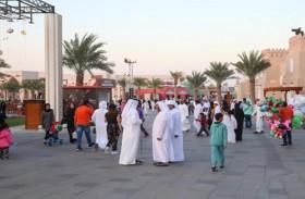 مهرجان الشيخ زايد .. أصالة التراث وعبق التاريخ