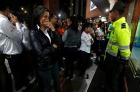 ضحايا في تفجير بمركز تجاري في كولومبيا