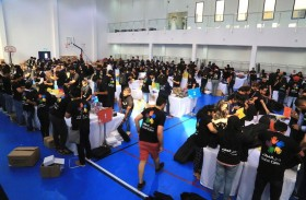 دبي العطاء تدعم أطفال الأسر المتعففة في عجمان ورأس الخيمة من خلال «التطوع في الإمارات»