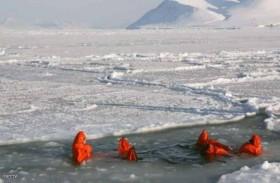سفينة ثورية لغزو القطب الشمالي