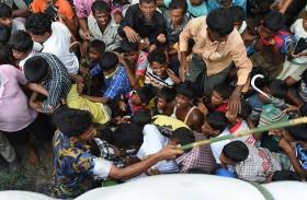 الجيش البورمي يدعو الى الوحدة حول الروهينغا