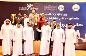 اتحاد كلباء يحرز دوري الجودو للشباب والناشئين