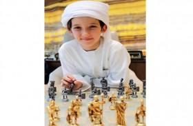 موفق القداح يفوز ببطولة أكاديمية الاتحاد الآسيوي للشطرنج للأشبال
