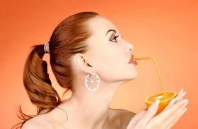 أهمية عصير البرتقال صباحاً