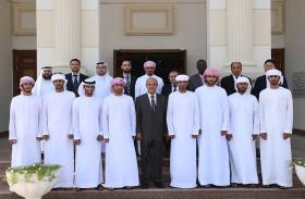 جامعة الشارقة فرع الذيد تنظم اللقاء الإرشادي لطلبتها الجدد