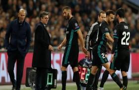 ريال وزيدان تحت الضغط بعد الخسارة الرابعة