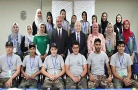 ملتقى «أبوغزالة المعرفي» يستضيف جلسة حوارية شبابية لمعسكرات الحسين