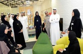 «طرق دبي» تحتفي بالشباب