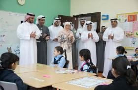 تنفيذية أبوظبي تطلع على عدد من المشاريع التنموية في المرفأ ومدينة زايد وليوا