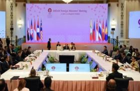 قادة رابطة دول جنوب شرق آسيا يلقون بثقلهم خلف اتفاق تجاري تقوده الصين