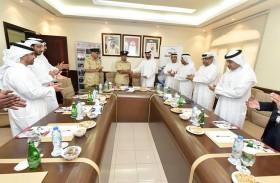 أكاديمية شرطة دبي تبرم إتفاقية تعاون مع حرة بجبل علي