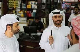 «مواصفات» واقتصادية دبي تنفذان حملة توعوية