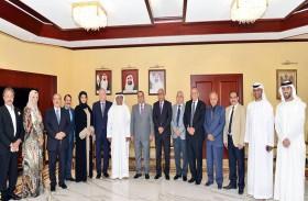 الإعلان قريباً عن تأسيس مجلس أعمال إماراتي عراقي مشترك