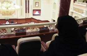 جواهر القاسمي : مسؤولية الحاكم ترمي بظلالها على كل فرد