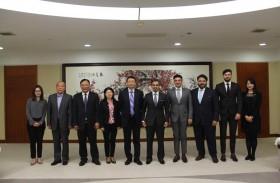 غرفة دبي تعزز تواجدها بالسوق الصينية بافتتاح فرع جديد في مدينة شنزن