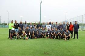 100 مشارك في الملتقى السنوي لمدربي أندية دبي